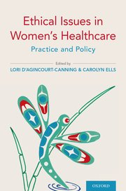 Cover for   Ethical Issues in Womens Healthcare