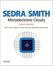 Cover for   Microelectronic Circuits