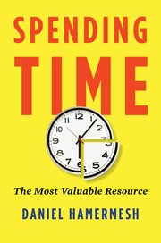Cover for   Spending Time