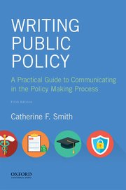 Cover for   Writing Public Policy