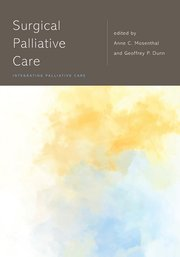 Cover for   Surgical Palliative Care