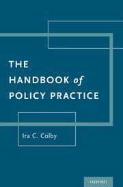 Cover for   The Handbook of Policy Practice