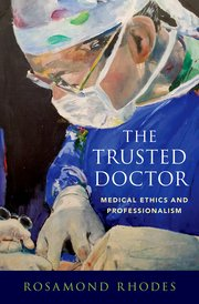 Cover for   The Trusted Doctor