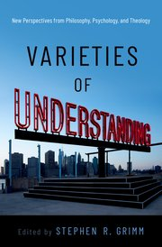 Cover for   Varieties of Understanding