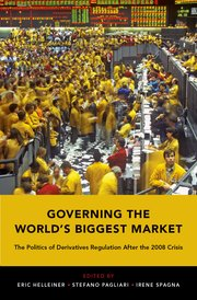 Cover for   Governing the Worlds Biggest Market