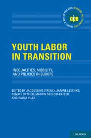 Cover for   Youth Labor in Transition