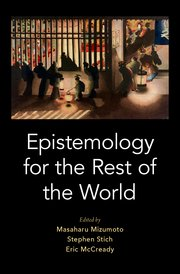 Cover for   Epistemology for the Rest of the World
