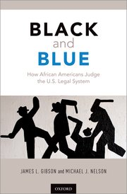 Cover for   Black and Blue