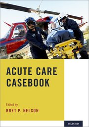 Cover for   Acute Care Casebook