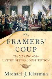 Cover for   The Framers Coup