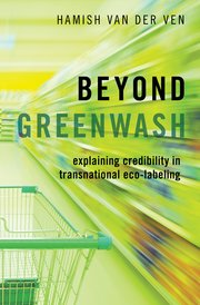 Cover for   Beyond Greenwash