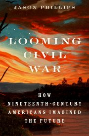 Cover for   Looming Civil War