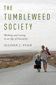 Cover for   The Tumbleweed Society