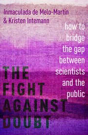 Cover for   The Fight Against Doubt