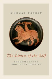 Cover for   The Limits of the Self