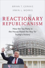 Cover for   Reactionary Republicanism