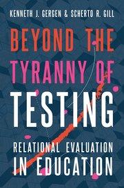 Cover for   Beyond the Tyranny of Testing