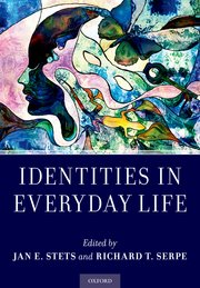Cover for   Identities in Everyday Life