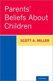 Cover for   Parents Beliefs About Children