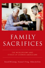 Cover for   Family Sacrifices