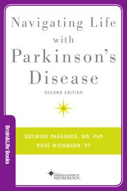 Cover for   Navigating Life with Parkinsons Disease