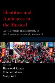Cover for   Identities and Audiences in the Musical