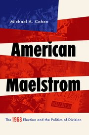 Cover for   American Maelstrom