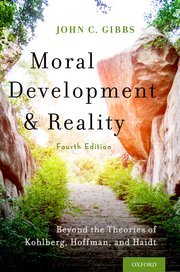 Cover for   Moral Development and Reality