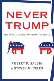 Cover for   Never Trump