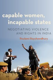 Cover for   Capable Women, Incapable States