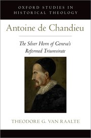 Cover for   Antoine de Chandieu