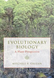 Cover for   Evolutionary Biology