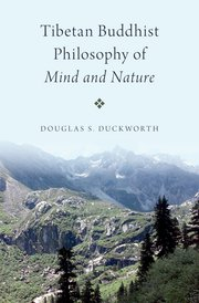 Cover for   Tibetan Buddhist Philosophy of Mind and Nature