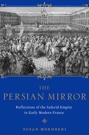 Cover for   The Persian Mirror
