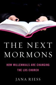 Cover for   The Next Mormons