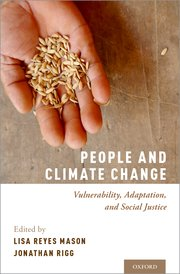 Cover for   People and Climate Change