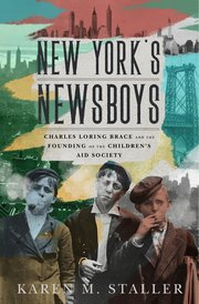 Cover for   New Yorks Newsboys