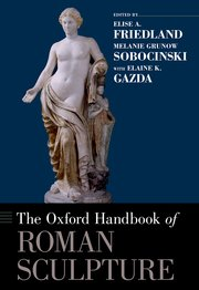 Cover for   The Oxford Handbook of Roman Sculpture