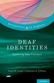 Cover for   Deaf Identities