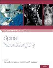 Cover for   Spinal Neurosurgery