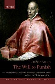 Cover for   The Will to Punish