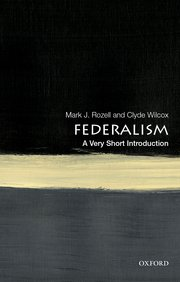 Cover for   Federalism: A Very Short Introduction
