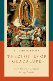 Cover for   Theologies of Guadalupe