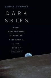 Cover for   Dark Skies
