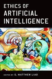 Cover for   Ethics of Artificial Intelligence