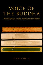 Cover for   Voice of the Buddha