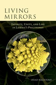 Cover for   Living Mirrors