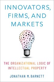 Cover for   Innovators, Firms, and Markets