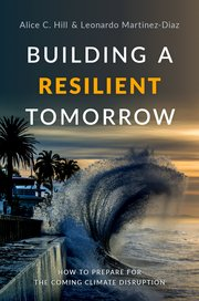 Cover for   Building a Resilient Tomorrow