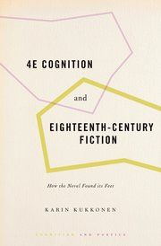 Cover for   4E Cognition and Eighteenth-Century Fiction